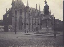Pays-Bas Nederland Belgique ? Photo Amateur Vintage argentique ca 1905