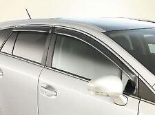 Genuine Toyota Avensis 2010 Wind Deflectors