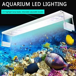 5730 SMD Aquarium LED Light Plant Fish Tank Lamp Full Spectrum NATURAL Lighting