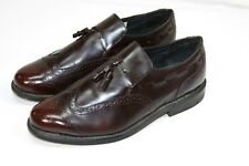 Authentic Men's Executive Imperial leather loafers US 13 E
