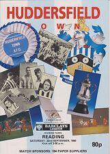 Huddersfield Town V lectura 90-91 de la Liga Match