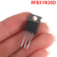 10PCS IRFB31N20D new in-line TO-220 31A/200V Field effect transistor LY