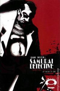 Sam Noir: Samurai Detective Special Edition #1, Image Comics, Shadowline, VF