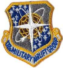 USAF 172nd MILITARY AIRLIFT GROUP PATCH