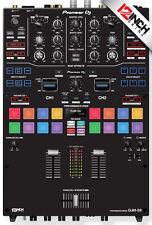 Pioneer DJM-S9 Skin Black