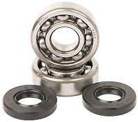 grade bearings O.E Minarelli 50cc AM6 crank main bearings /& oil seals