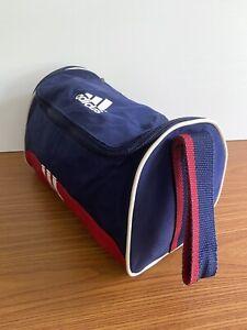 Vintage Retro Adidas Boot Bag 1990's Pockets Excellent Clean Condition!