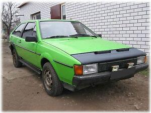 CAR HOOD BONNET BRA fit Volkswagen Scirocco II 1981-1992  END MASK BRA DE CAPOT