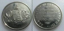 Collectable Her Majesty Queen Elizabeth II 40th Anniversary Of Accession Token