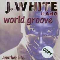 J. White (Kano) World groove/Another life (2002, #zyx9614, cardsleeve) [Maxi-CD]