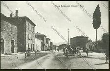 Perugia Ponte S. Giovanni cartolina est-611 SZE