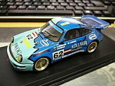 Porsche 911 964 carrera rs Le Mans Konrad 94 geignard Kit renaissance 1:43
