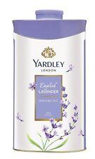 Yardley London English Lavender Perfumed Talc | 250g | Free Shipping |