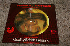 """STEVE HILLAGE - The Salmon Song, It's All Too Much/Not Fade 1977 PIC 7"""" GONG OOP"""