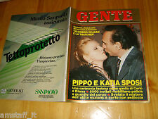 GENTE=1986/3=SIMON LE BON=STEVIE WONDER=VISINALE=GHEDDAFI=KATIA RICCIARELLI=