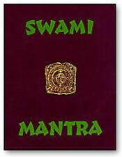 Swami/Mantra book - Book