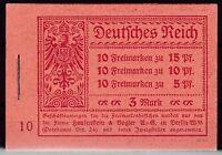 == DR Germania MH Mi. 12 B ndgz **, Kat. 800€ ==
