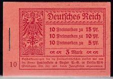 == DR Germania MH Mi. 11.2 B ndgz **, Kat. 1.400€ ==
