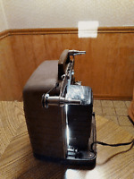 Vintage Bell & Howell 8mm Movie Projector Model 253-AR Works, including the bulb
