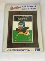 Philadelphia Eagles Huddles Mascot Wall Plaque