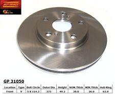 Disc Brake Rotor fits 1993-2006 Toyota Camry Avalon Sienna  BEST BRAKES USA