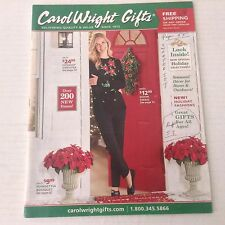 Carol Wright Gifts Catalog Holiday Selections 051817nonrh2