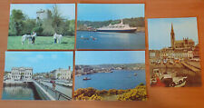 5 Irish Vintage Postcards