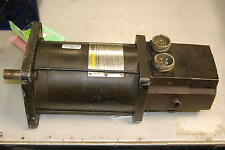 AEG, Modicon Brushless, 120-088-007, Rebuilt Servo Motor