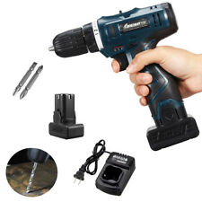 24V Li-Ion 2 Speeds Multi-function Cordless Electric Drill Driver Power