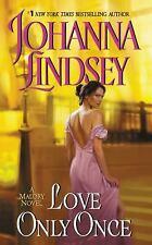 Love Only Once Paperback Johanna Lindsey
