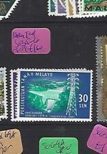 MALAYA FEDERATION  (PP2011B)  SG 35-6  MOG