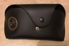 Genuine Ray-Ban Black Case for Glasses Sunglasses Empty Case in great shape