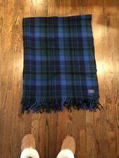 Vintage 1960's Pendlton Wool Blanket With Case