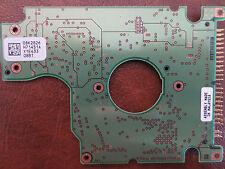 Hitachi HTS548080M9AT00 PN:08K0848 MLC:DA1019 (08K2826 H71451A) 80gb IDE PCB