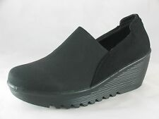 Women's Adesso Sylvie Black/Multi Slip-on Shoes EU 37-42