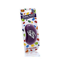 JELLY BELLY 3D CAR AIR FRESHENER - ISLAND PUNCH FLAVOUR - AIR FRESHNER NEW