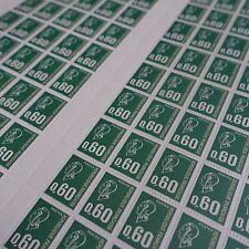 FEUILLE SHEET MARIANNE DE BÉQUET N°1814 x100 1974 NEUF ** LUXE MNH