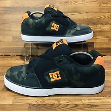 DC Pure TX SE (Men's Size 12) Athletic Camo Skate Casual Sneaker Shoe