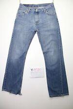 Levi's 507 bootcut (Cod.Y1130) Tg.47 W33 L34  jeans usato vintage
