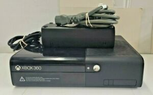 Microsoft XBOX 360 - Console & Power Supply (Parts Or Repair) PARENTAL LOCK ON