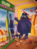 1993 McDonald's Fun Mirrors Collectible Plate