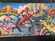 1994 Vintage Mighty Morphin Power Rangers Board Game Milton Bradley Z1