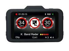 Aguri DX2000 Dash Cam with GPS Radar Laser Speed Trap Detection and Wi-Fi