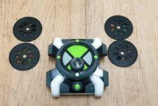 Ben 10 Omnitrix Alien Viewer Watch With Viewing Slide 4 x Discs Bandai