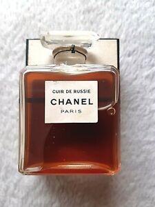 Cuir de Russie (Extrait) by Chanel - [Vintage, 1920s] - 1ml, 2ml & 5ml decants