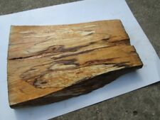 Big board spalted alder lumber,Woodworking Lumber 265mm*140mm*30mm B7
