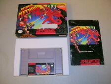 SUPER METROID (Super NES SNES) Complete