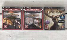 Sony Playstation 3 PS3 GOD OF WAR COLLECTION-GOD OF WAR.GOD OF WAR 2.ASCENSION