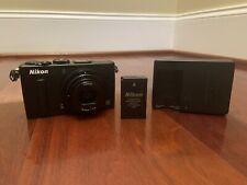 Nikon COOLPIX A 16.2MP Digital Camera DX, APS-C Sensor, shutter count of 19!