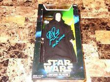 "Star Wars Emperor Signed 12"" Action Figure Clive Revill Empire Strikes Back COA"